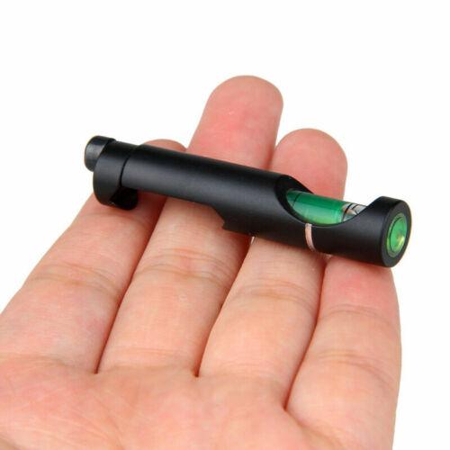 Metal Spirit Wasserwaage für 11mm//20mm Picatinny Weaver Rail Zielfernrohrmontage