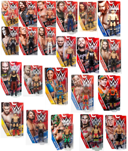 WWE Basic Series 56 58 59 60 61 64 67 68 69 70 71  Wrestling Action Figure- NEW