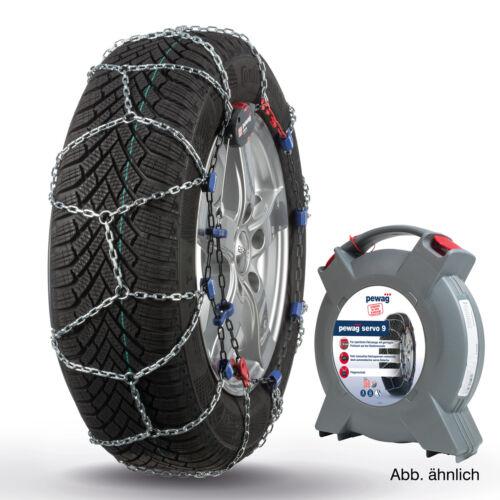 pewag Servo Schneeketten Pkw Paar RS77 für mehrere Reifengrößen passend