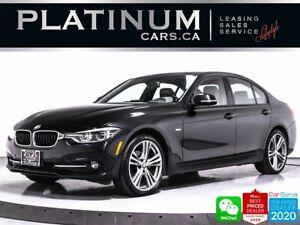 2016 BMW Série 3 328d xDrive, NAVI, CAM, PREM, HEATED