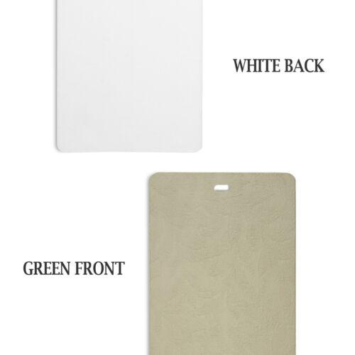 DALIX Rainforest Vertical Window Blinds Replacements Set 5 Pack Qty Green