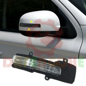 Pumpumly Rearview Mirror Lights Left//Right Mirror Indicator Turn Signal Lamp