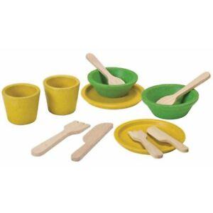 Plan-Toys-Tableware-Set