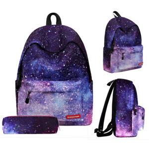 Galaxy-School-Canvas-Travel-Bag-Backpack-for-Teens-Kids-Unisex-Collection-Gifts