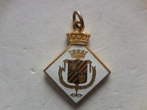medaglia Bellagio la perla del Lario lago