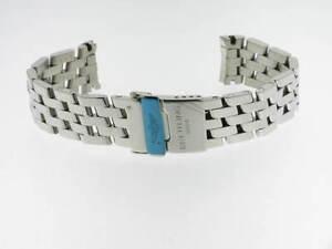 vendite speciali più economico seleziona per il meglio Détails sur BREITLING bracciale acciaio Pilot Callistino ansa 15mm  referenza 760A