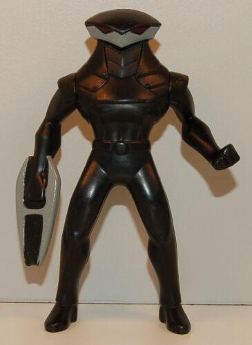 """2011 Black Manta 4/"""" McDonald/'s Action Figure Young Justice Batman DC Comics"""