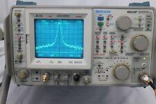 Tektronix 492ap 21ghz Spectrum Analyzer 220ghz With Mixer