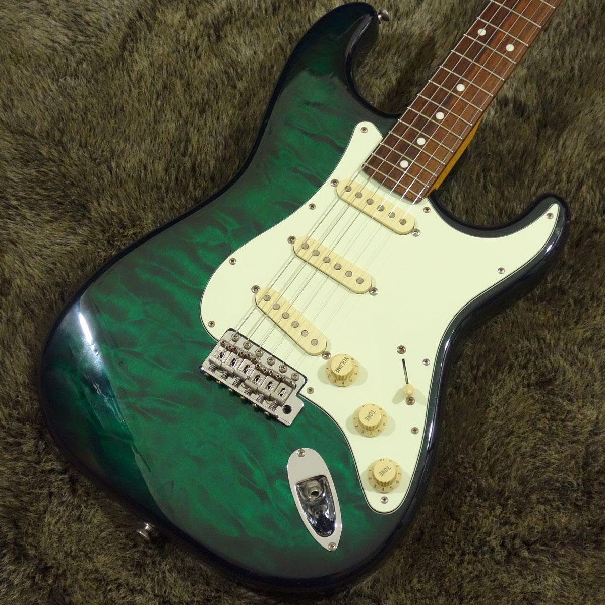 Fender Japan ST62 QT TRG rare beutiful JAPAN EMS F/S
