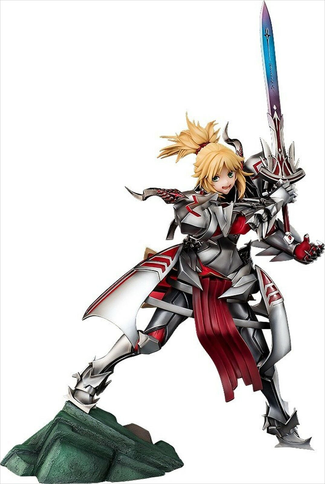 Phat Company Fate/Apocrypha Novel Ver. saber of ROT MordROT Figure From Japan