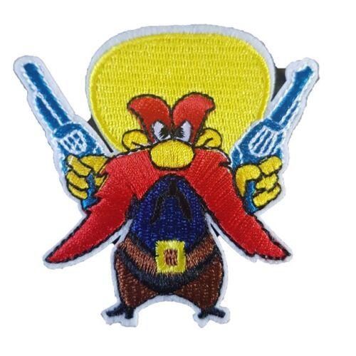 Sammity Sam Looney Tunes cartoon Iron On Patch Sew on Transfer patch Sammity Sam