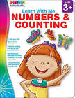 Numbers & Counting, Ages 3 - 6 by Spectrum (Paperback / softback, 2011)