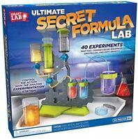 Secret Formula Lab Kit, Toys Experiments Educational Science School Kids Teens on sale