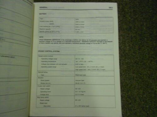 1997 HYUNDAI ELANTRA Service Repair Shop Manual SET FACTORY OEM BOOK 97 HUGE