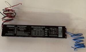 Fluorescent Lamp Ballast NEW Osram QuickTronic QHE 2X32T8//UNV ISN-SC 120-277V