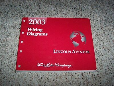 wiring diagram for 2003 lincoln ls v8 2003 lincoln aviator electrical wiring diagram manual luxury  electrical wiring diagram manual