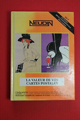 NeuDIN La Valeur DE VOS cartes postales 2000 Hardcover 512 Seiten 600 Bilder   eBay
