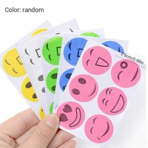 Kids Natural Oil Mosquito Repellent Stickers Patch Insect Killer Travel Camping