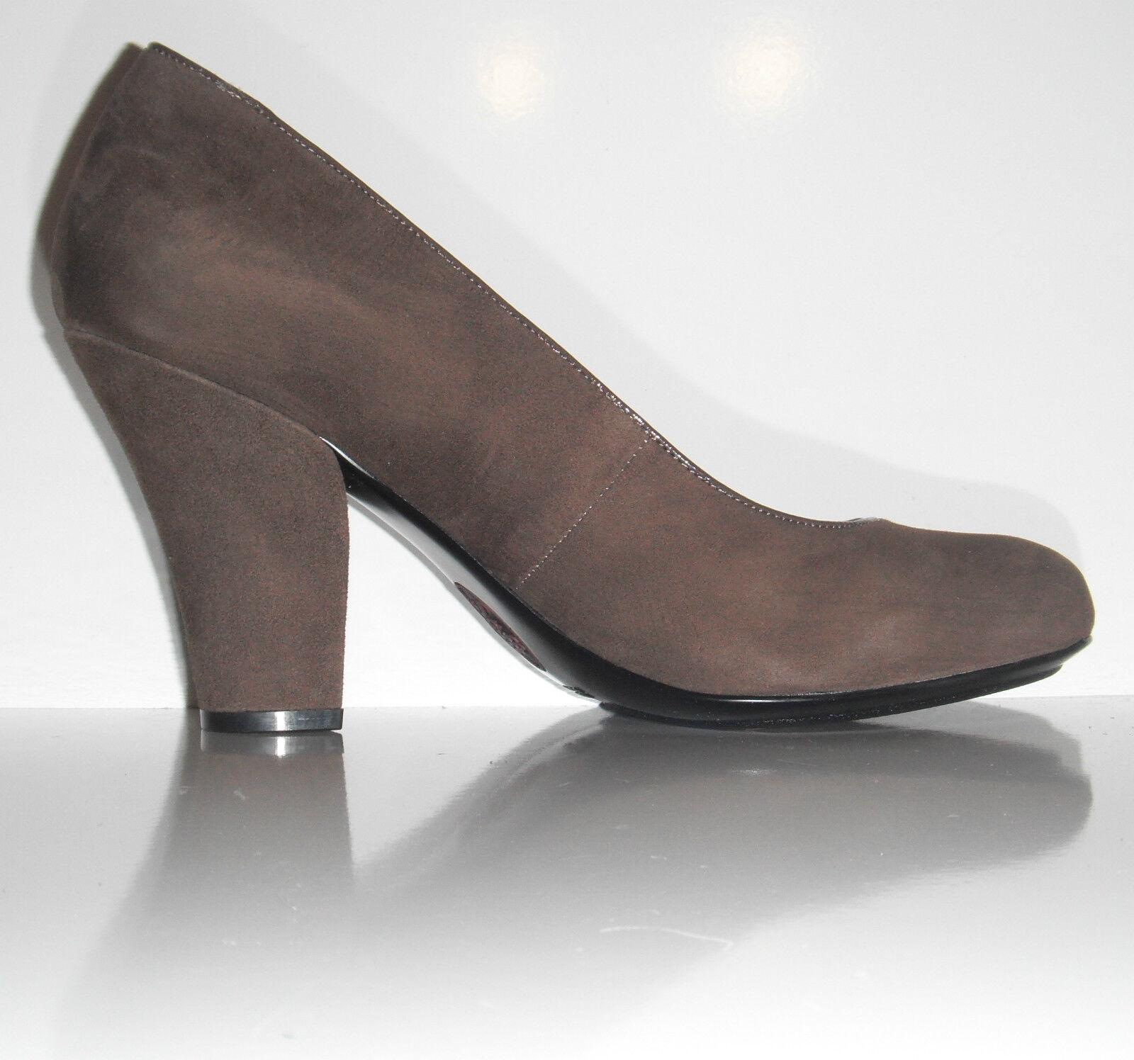 NIB  Sofft Florentina Mocha Brown Soft Suede shoes sz 6M