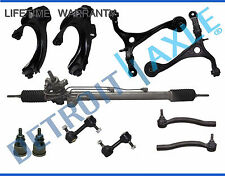 11pc Complete Power Steering Rack and Pinion Suspension Kit for 04-08 Acura TSX