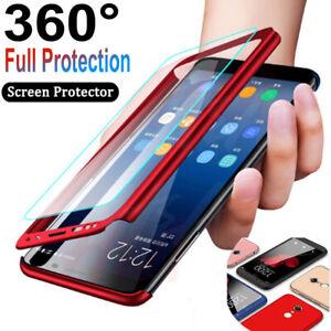 360-Full-Estuche-Protector-de-pantalla-para-Samsung-S10-S8-S9-Plus-8-9-S7-EDGE-Note