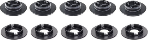 5 pairs Floor Mat Carpet Retainer Clip Upper and Lower for VW Swordfish 61355