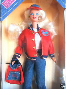 POUPEE BARBIE 1995 THE ORIGINAL ARIZONA JEANS COMPANY