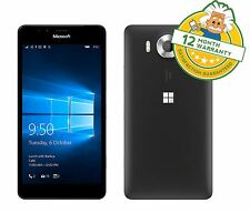 "Microsoft Nokia Lumia 950 Unlocked 4G LTE 32GB 20MP 5.2"" Smartphone GRADE B"