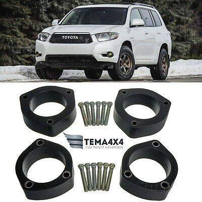 complete lift kit 40mm for toyota highlander harrier kluger ebay complete lift kit 40mm for toyota highlander harrier kluger ebay
