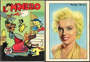 Il-Monello-n-44-10-30-1958-Like-New-Marilyn-Monroe