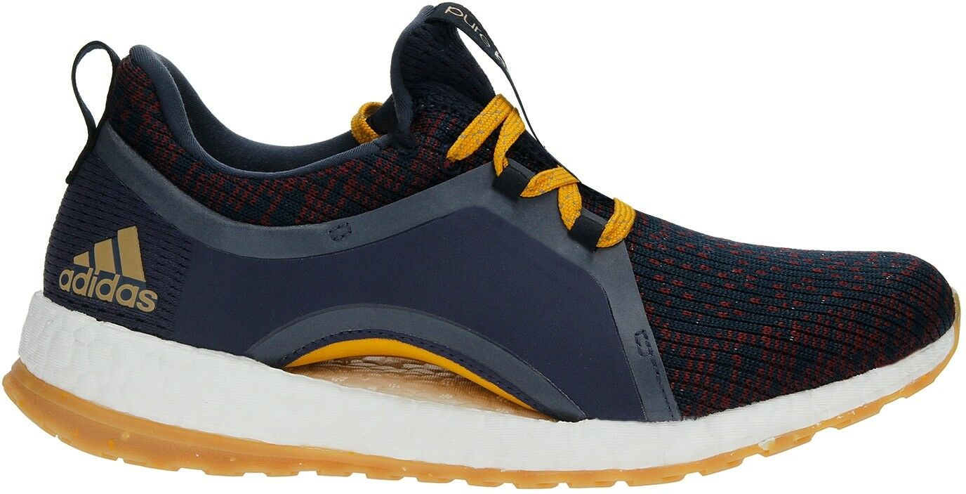Adidas Pure Boost X todo terreno Mujeres Tenis para  Correr-Azul  respuestas rápidas