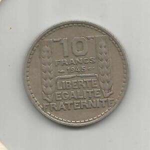 10 Francs Turin 1945 Rameaux Courts 3s19etpk-08010056-308586532