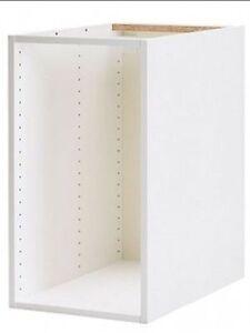 Ikea Faktum Unterschrank 50x70 Cm Weiss Neu Korpus Schrank