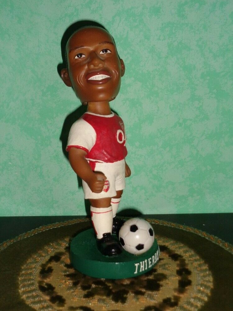 Arsenal THIERRY HENRY bobble dobbles 2002