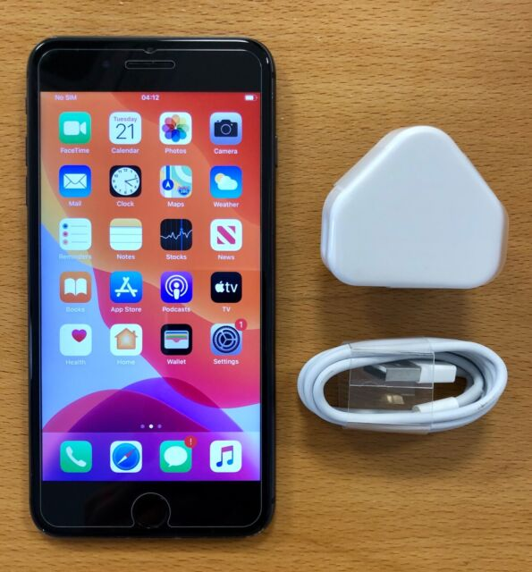 Apple iPhone 8 Plus - 64GB - Space Grey (Unlocked) (R60)