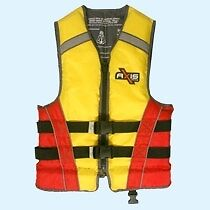 AXIS AQUASPORT NYLON LEVEL50PFD2 Bouyancy Vest Large Adult