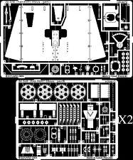 Eduard PE 1/35 foto-inciso dettaglio Set per Tamiya Flak 36/37 88mm #35017