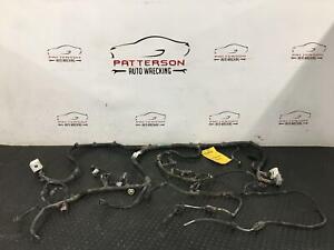 2000 dodge ram 1500 engine motor electrical wiring wire harness 5.2 manual  trans   ebay  ebay