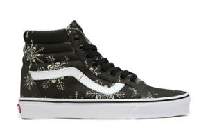 2d913e65a1 Vans SK8 Hi Reissue Van Doren Snowflake Black Men s Skate Shoes Size ...