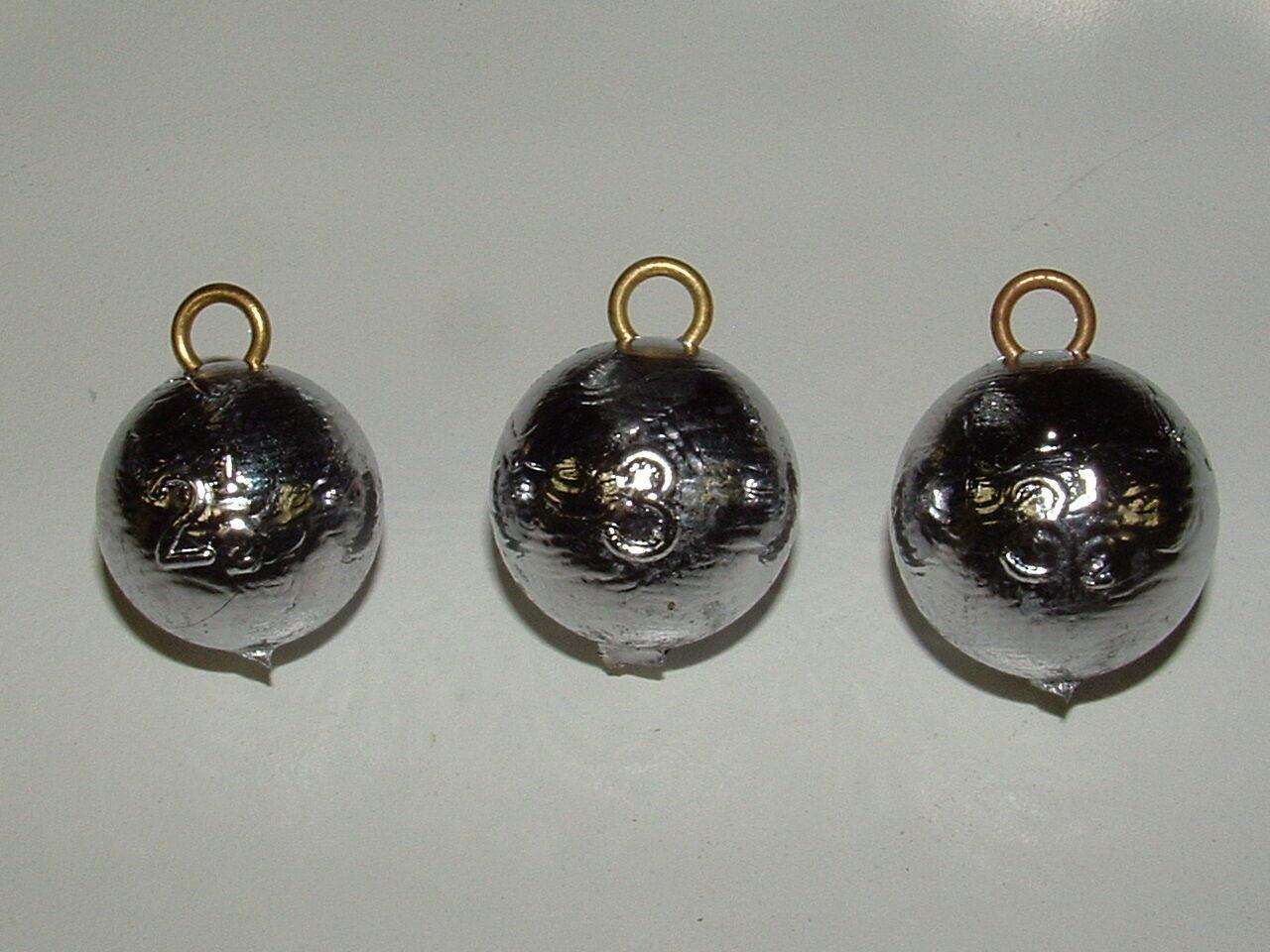 Saltwater Saltwater Saltwater Cannonball Sinker mold 2.5,3,3.5oz CNC Aluminum Fishing 3d1d50