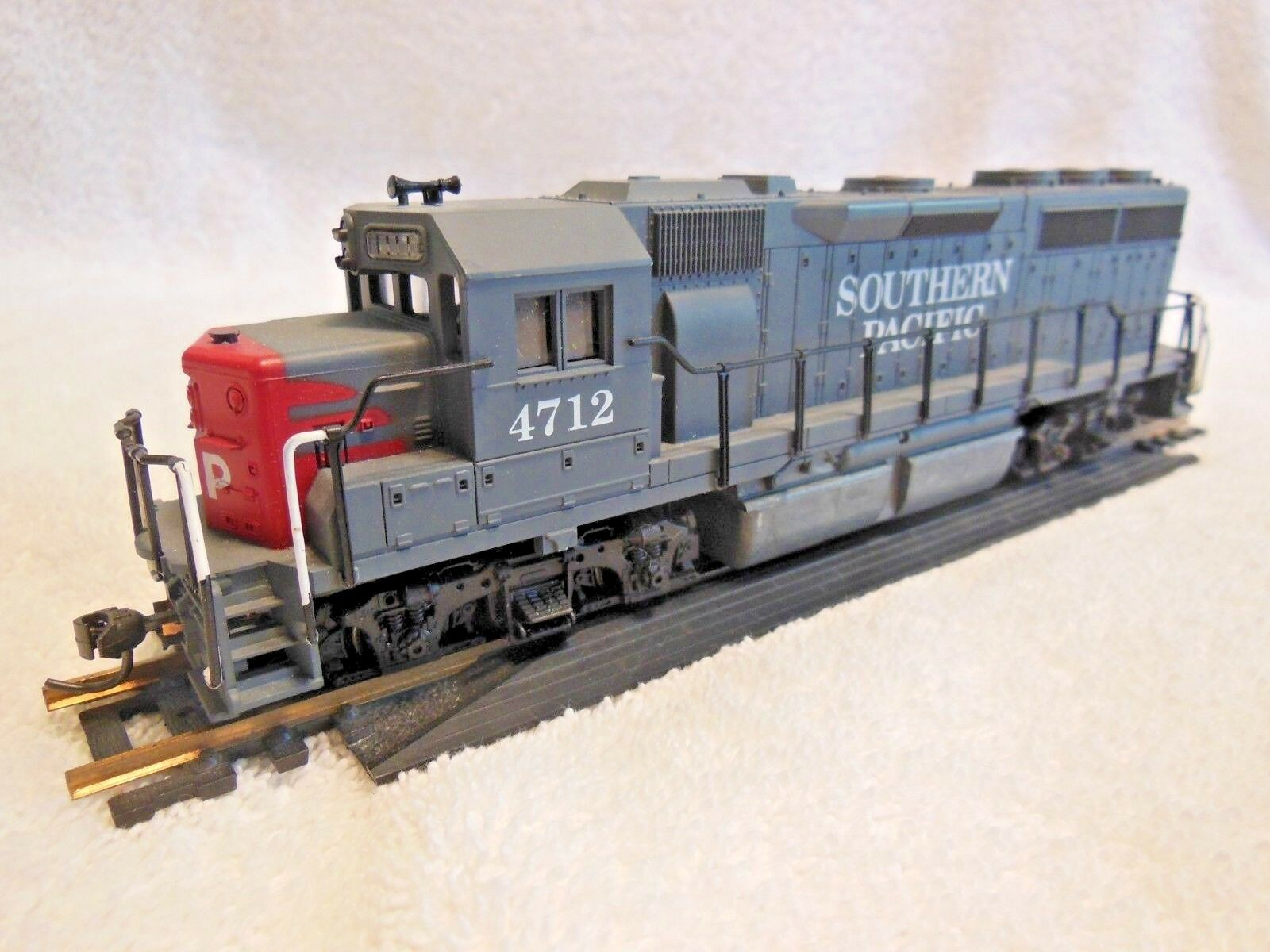Model RR-HO Scale-Life Like-GP60 Diesel Loco-Southern Pacific-Proto 2000-Nuovo/Box