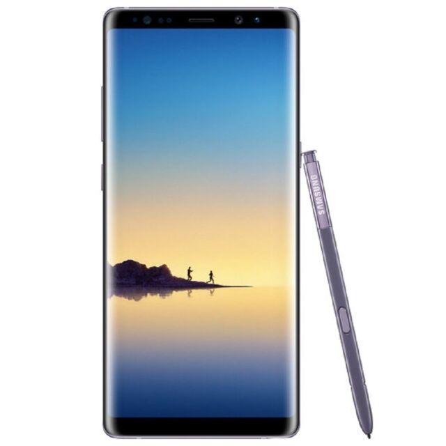 Samsung Galaxy Note 8 6Go 64Go Dual Sim Désimlocké - Gris