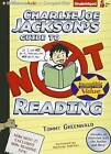 Charlie Joe Jackson's Guide to Not Reading by Tommy Greenwald (CD-Audio, 2012)