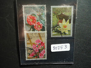 Belgium 1969 Ghent Flower Show 3v Set SG 21422144 Good Used - <span itemprop=availableAtOrFrom>WITHERNSEA, East Riding of Yorkshire, United Kingdom</span> - Returns accepted Most purchases from business sellers are protected by the Consumer Contract Regulations 2013 which give you the right to cancel the purchase  - WITHERNSEA, East Riding of Yorkshire, United Kingdom