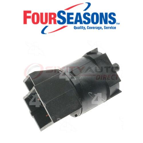 Four Seasons HVAC Blower Control Selector Switch for 1995-2000 GMC C3500 yi