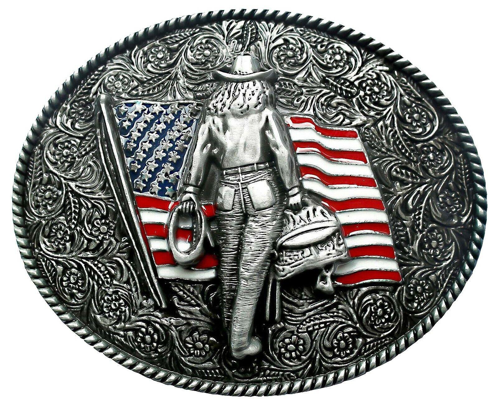 Gürtelschnalle Buckle Biker Cowboy Cowgirl Western Westernstyle »GS-437«