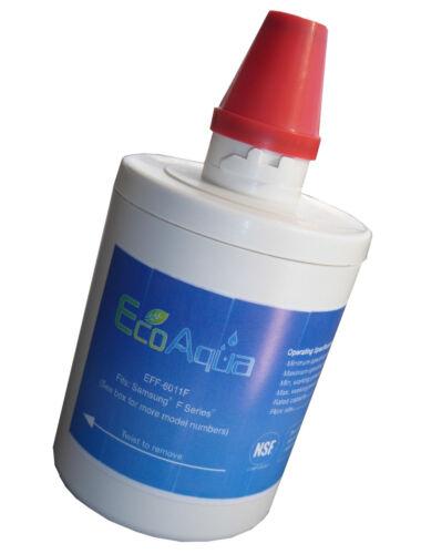 3 x Wasserfilter EFF-6011F ersetzt Samsung Aqua Pure DA29-00003F Modell 2018//19