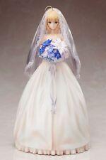 Fate/Stay Night 10th Anniversary Saber Royal Wedding Dress Figure - NIB New