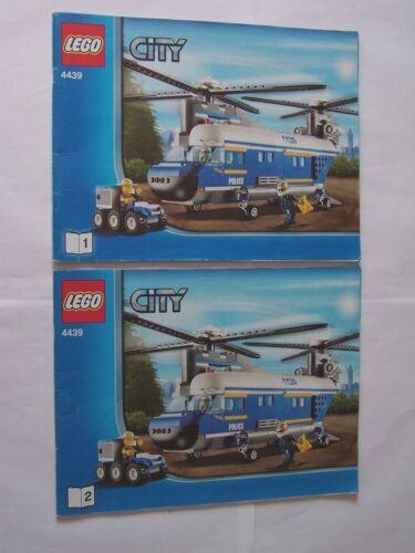 Instruction Nr 4439 LEGO® Bauanleitung