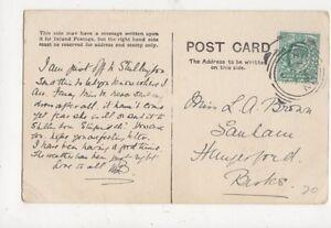Miss LA Brown Sanham Hungerford 1903 478a - Aberystwyth, United Kingdom - Miss LA Brown Sanham Hungerford 1903 478a - Aberystwyth, United Kingdom